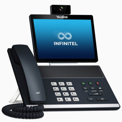 infinitel yealink business phone