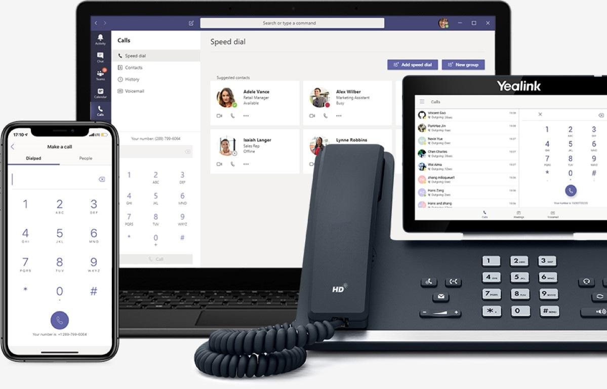 Microsoft launches 365 Business Voice system in the UK and Canada