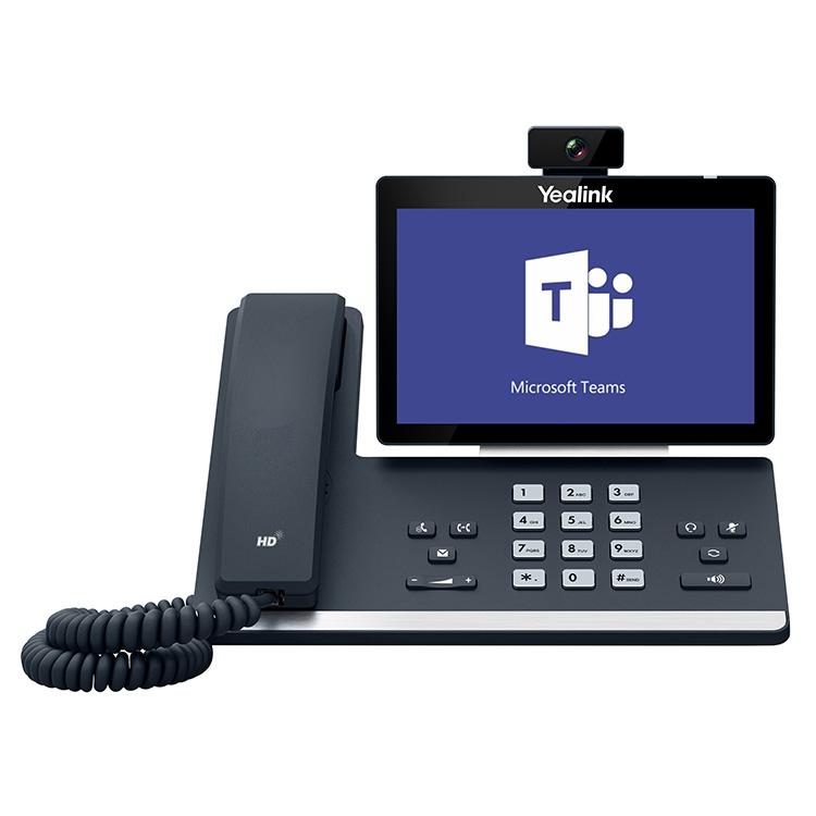 infinitel microsoft teams yealink phone