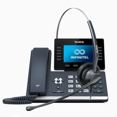infinitel yealink phone systems