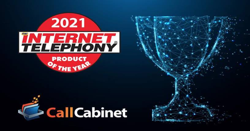 Atmos by CallCabinet Wins Internet Telephony Product Of The Year